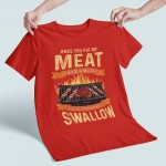 """Marškinėliai """"Put my meat in your mouth"""""""